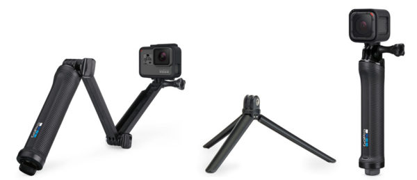 3-Way GoPro Originale