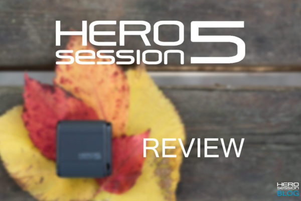 Herosessionblog Video recensione completa GoPto HERO5 Ssession