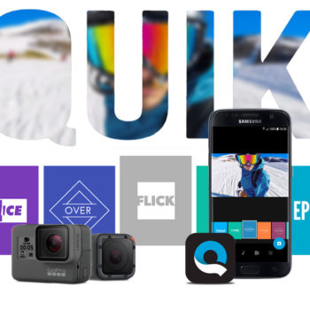 Quik Mobile App GoPro video editing semplice