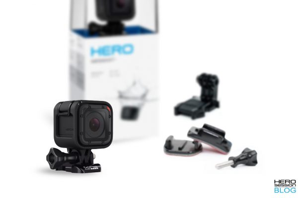 Herosessionblog unboxing GoPro HERO Session
