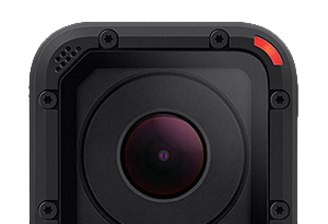 Primi passi GoPro Hero 4 Session Front