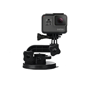 Suction Cup+ GoPro