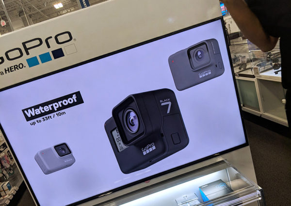 Immagini Nuove HERO7 Withe Silver e Black Rumors HERO7
