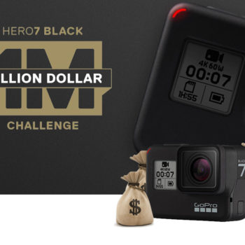 Herosessionblog Come vincere la Million Dollar Challenge GoPro