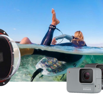 In Arrivo DOME per GoPro HERO7 White e HERO7 Silver